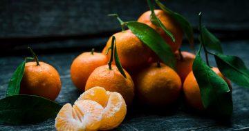 bergamotas laranjas